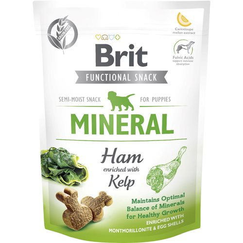 Brit Care Functional Snack Mineral Ham Puppy