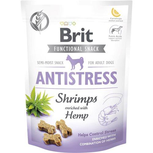 Brit Care Functional Snack Antistress Shrimps