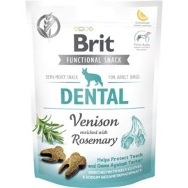 Brit Care Functional Snack Dental Venison