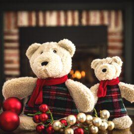 HuggleHounds Soft n'Snugglie Chubbie Buddie Polar Bear
