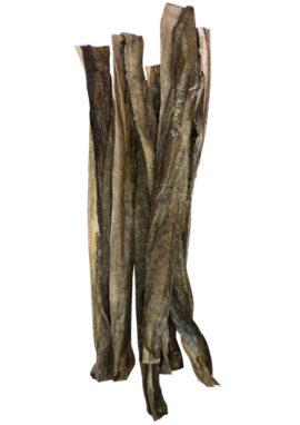 Torskeskind i stænger, 50 cm