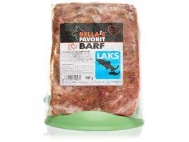Bella's Favorit Barf Laks, 500 g.