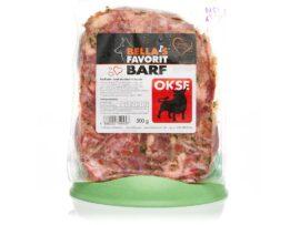 Bella's Favorit Barf Okse, 500 g.