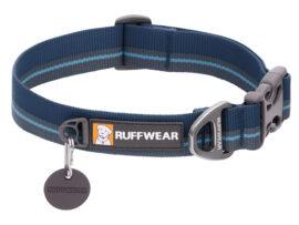 Ruffwear FlatOut halsbånd, Blå