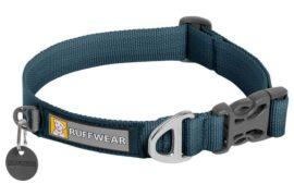 Ruffwear Front Range Halsbånd, Mørkeblå
