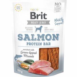 Brit Jerkey Protein Bar til Hund med Laks