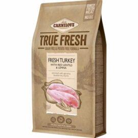 Carnilove True Fresh m/ kalkun