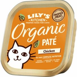 Cat Pate Organic Chicken