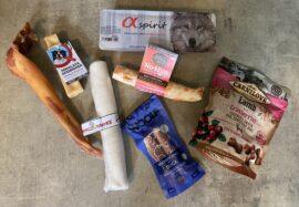 Tyggepakke m/ guf til Mellemstor og Stor Hund
