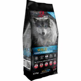 Alpha Spirit Komplet Semi-Moist Hundefoder med fisk 1,5 kg.