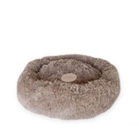 Cozy Original Plys hundekurv khaki