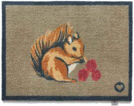 Hug Rug Øko Dørmåtte, Squirrel