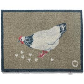 Hug Rug Øko Dørmåtte, Chicken