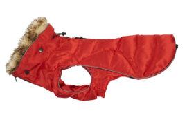 Buster Active Vinterjakke til Hund Rød Medium