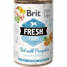 Brit Fresh Vådfoder med Fisk og Græskar